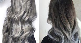 رنگ موی دودی پروکسی