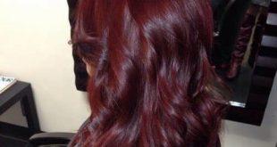 رنگ مو بیول ماهگونی